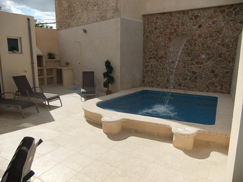 Piscina - Casa en alquiler de temporada en calle Major, Ariany - 254430760