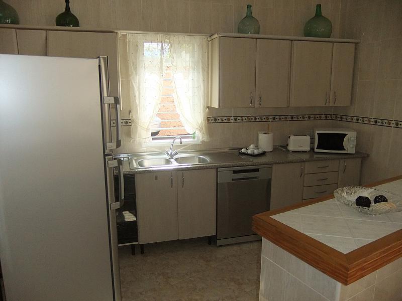 Cocina - Casa en alquiler de temporada en calle Major, Ariany - 254430777