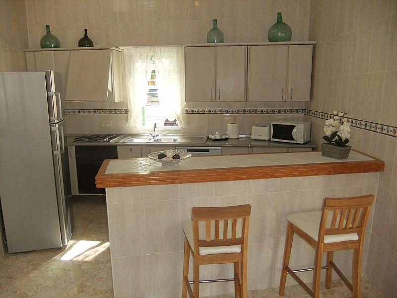 Cocina - Casa en alquiler de temporada en calle Major, Ariany - 254430795