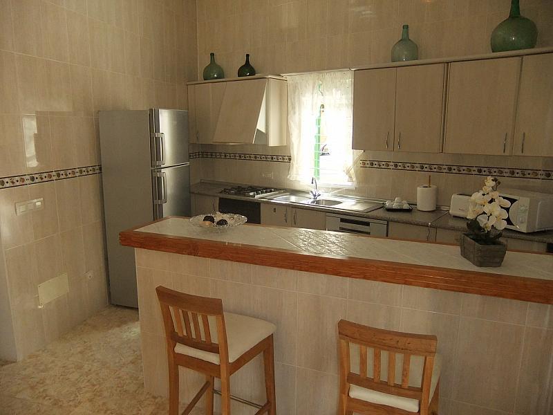 Cocina - Casa en alquiler de temporada en calle Major, Ariany - 254430798