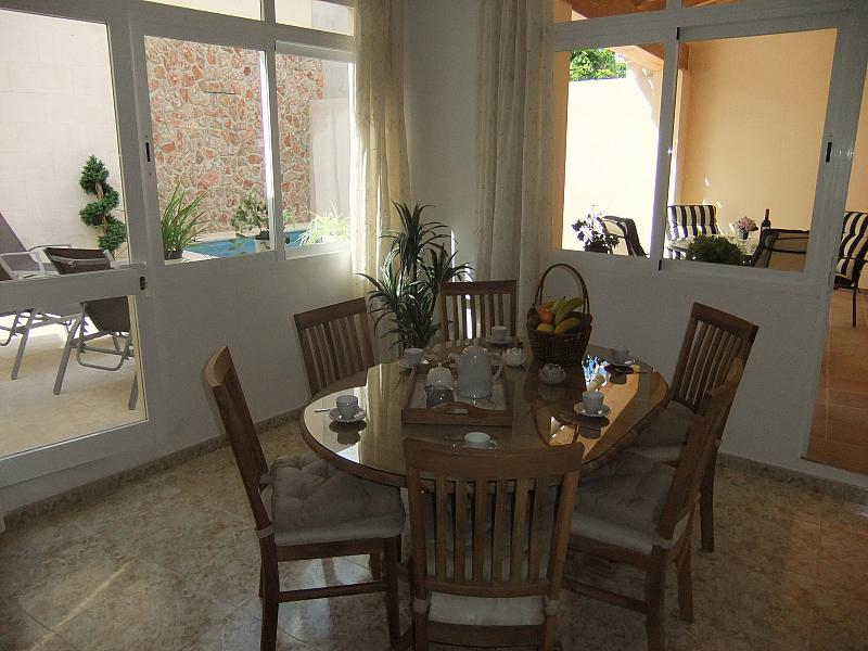 Salón - Casa en alquiler de temporada en calle Major, Ariany - 254430813
