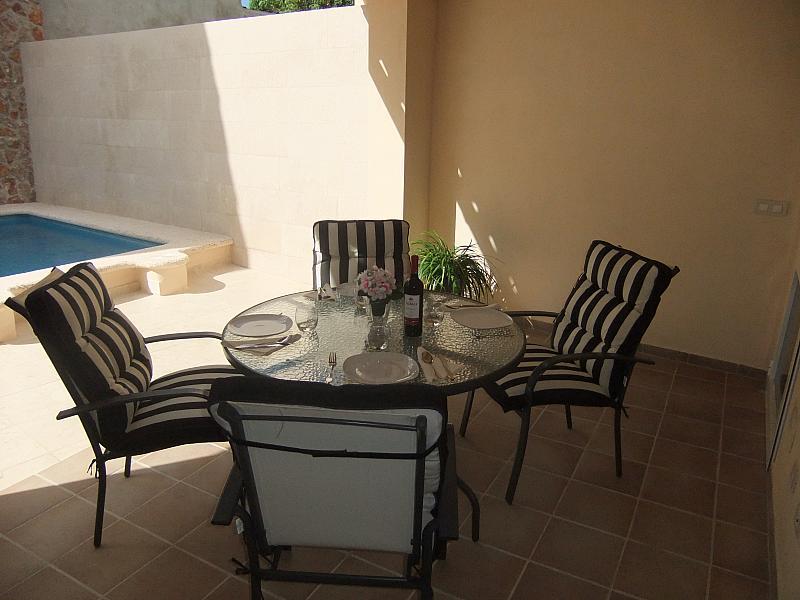 Porche - Casa en alquiler de temporada en calle Major, Ariany - 254430817