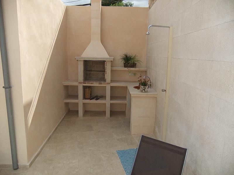 Terraza - Casa en alquiler de temporada en calle Major, Ariany - 254430820