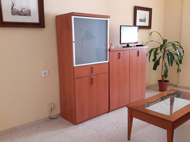 Salón - Piso en alquiler en calle Trille, San José - Varela en Cádiz - 236577397