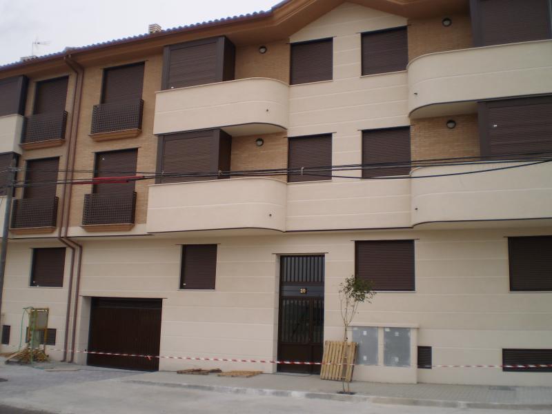 Fachada - Piso en alquiler en calle América, Magán - 120019725