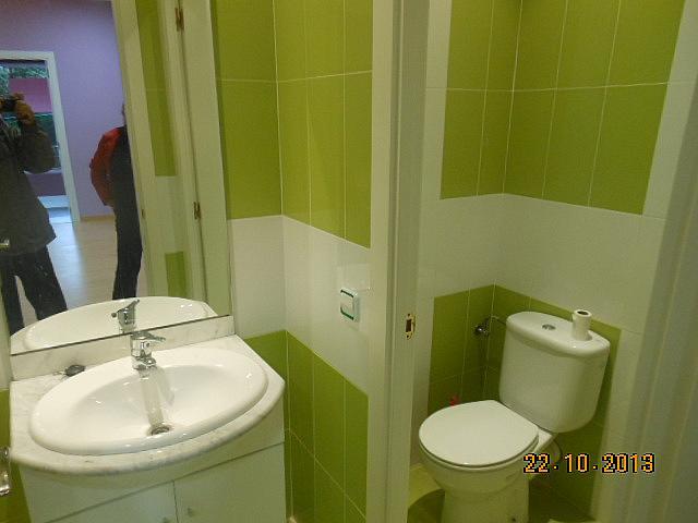 Baño - Local comercial en alquiler en calle Circunvalacion, Daganzo de Arriba - 314912221