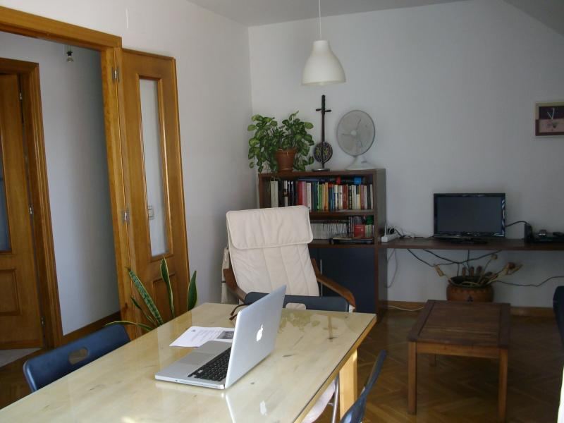 Salón - Apartamento en alquiler en calle Jean Laurent, Salamanca - 120373445
