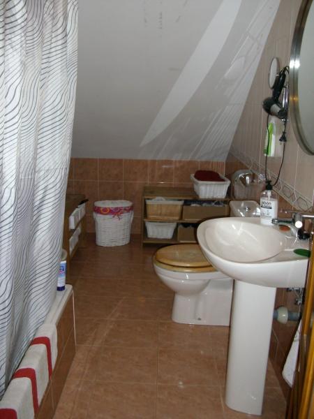 Baño - Apartamento en alquiler en calle Jean Laurent, Salamanca - 120373509