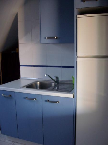 Cocina - Apartamento en alquiler en calle Jean Laurent, Salamanca - 120373520