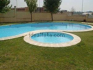 Piscina - Apartamento en alquiler en calle Jean Laurent, Salamanca - 337558369