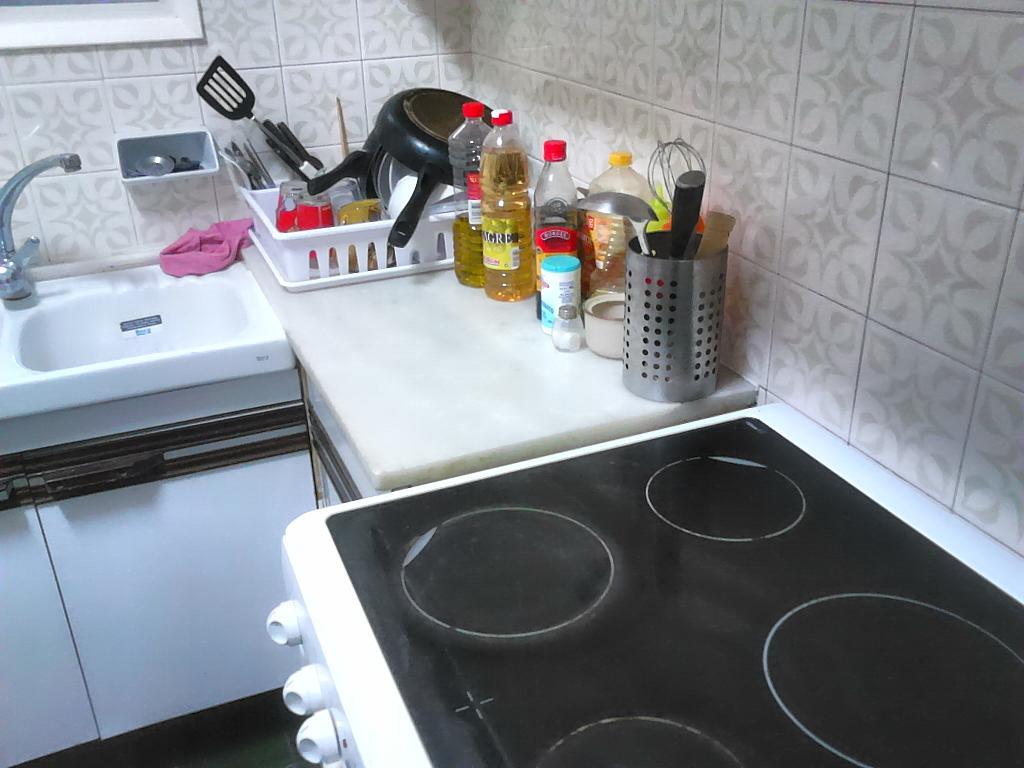 Cocina - Piso a compartir en calle Agregacio, El Guinardó en Barcelona - 332012266