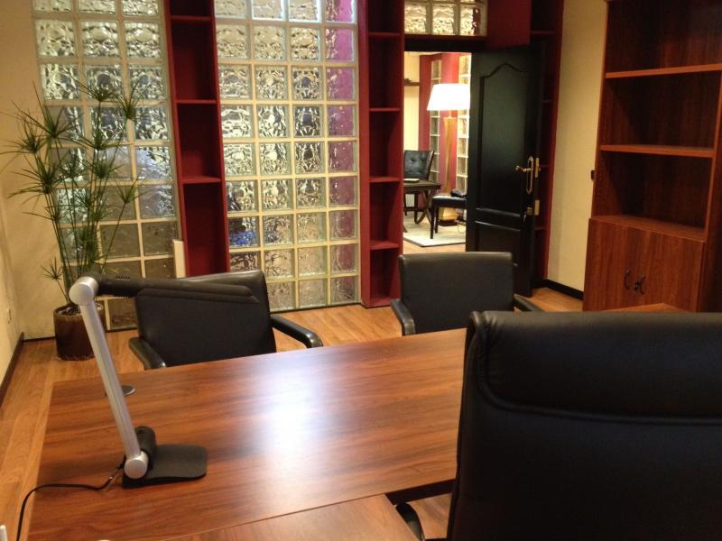 Vistas - Despacho en alquiler en calle Alonso Cano, Nuevos Ministerios-Ríos Rosas en Madrid - 123173088