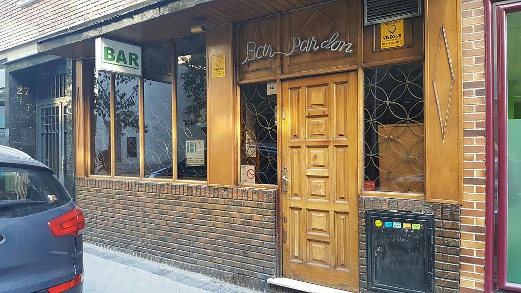 Fachada - Bar en alquiler en calle Bocangel, Fuente del Berro en Madrid - 311824041