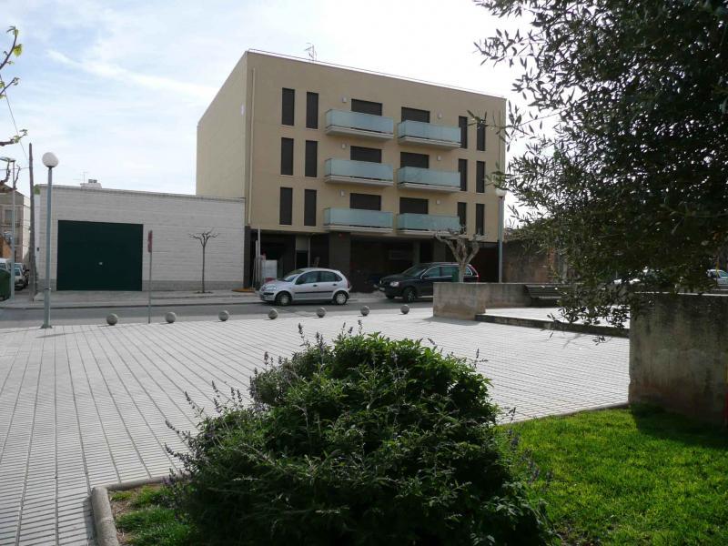 Fachada - Piso en alquiler en paseo De Les Escoles, Santa Bàrbara - 123294646