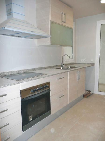 Cocina - Piso en alquiler en paseo De Les Escoles, Santa Bàrbara - 123294783