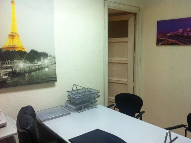 Detalles - Despacho en alquiler en calle Alcala a, Guindalera en Madrid - 123458835