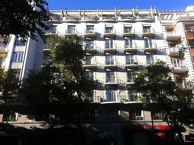 Fachada - Despacho en alquiler en calle Alcala a, Guindalera en Madrid - 323955489