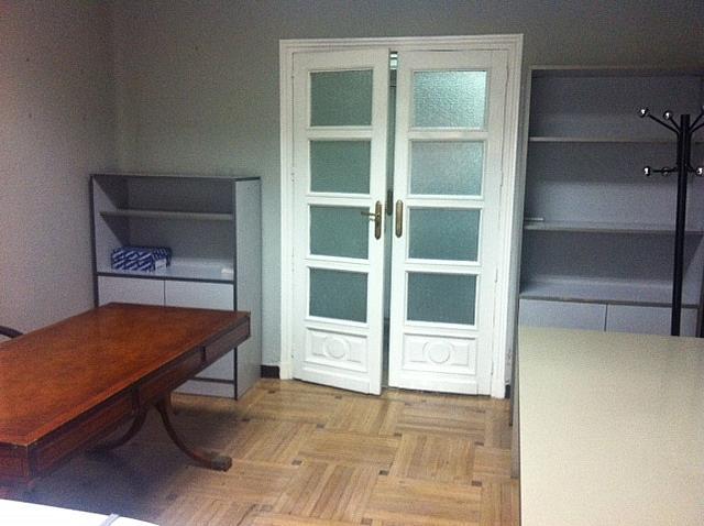 Dormitorio - Despacho en alquiler en calle Alcala a, Guindalera en Madrid - 323955804