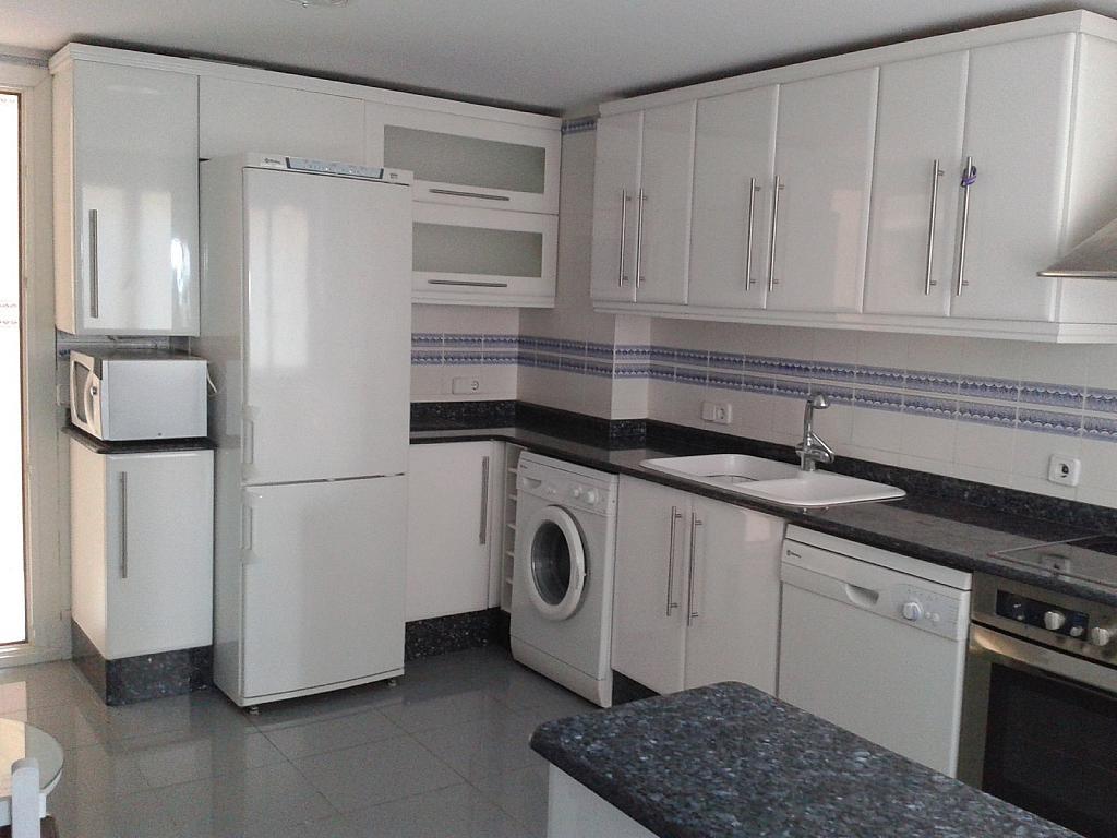 Cocina - Apartamento en alquiler en urbanización La Olla, Altea - 330137905