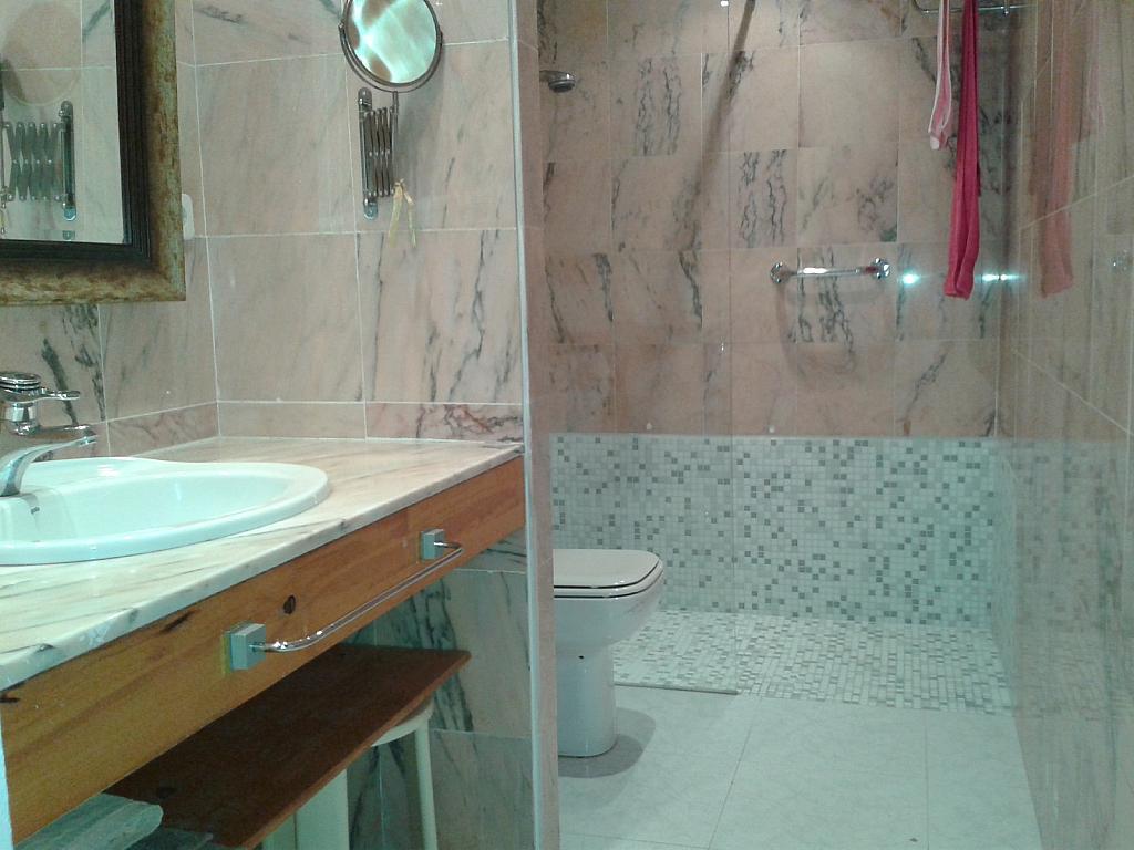 Baño - Apartamento en alquiler en urbanización La Olla, Altea - 355065615