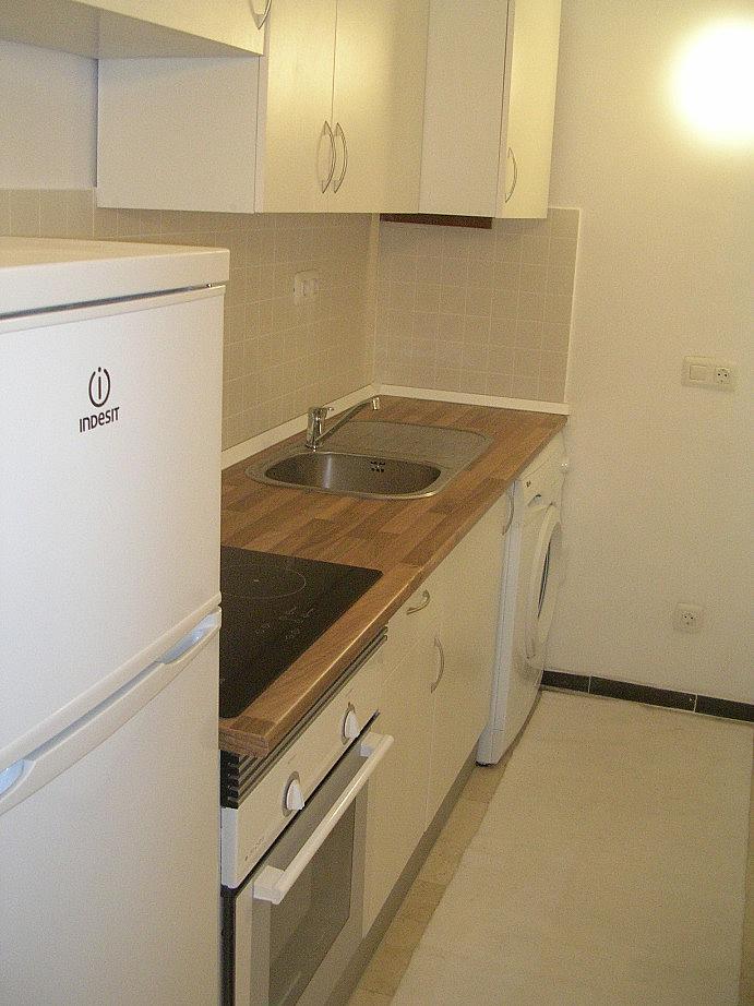 Cocina - Estudio en alquiler en calle España, Tabaiba - 123810723