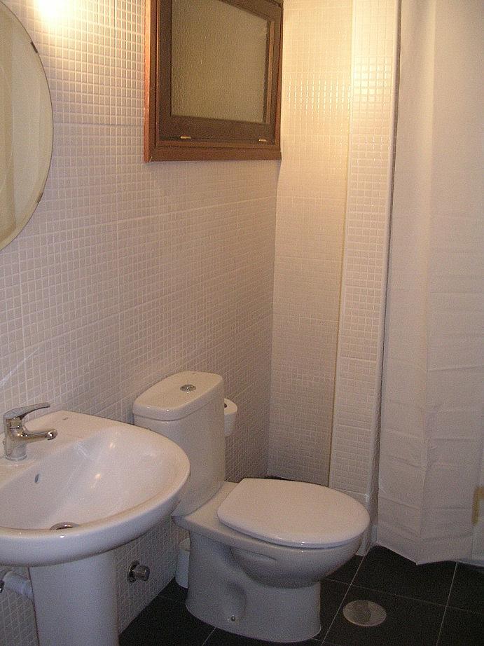 Baño - Estudio en alquiler en calle España, Tabaiba - 123810735