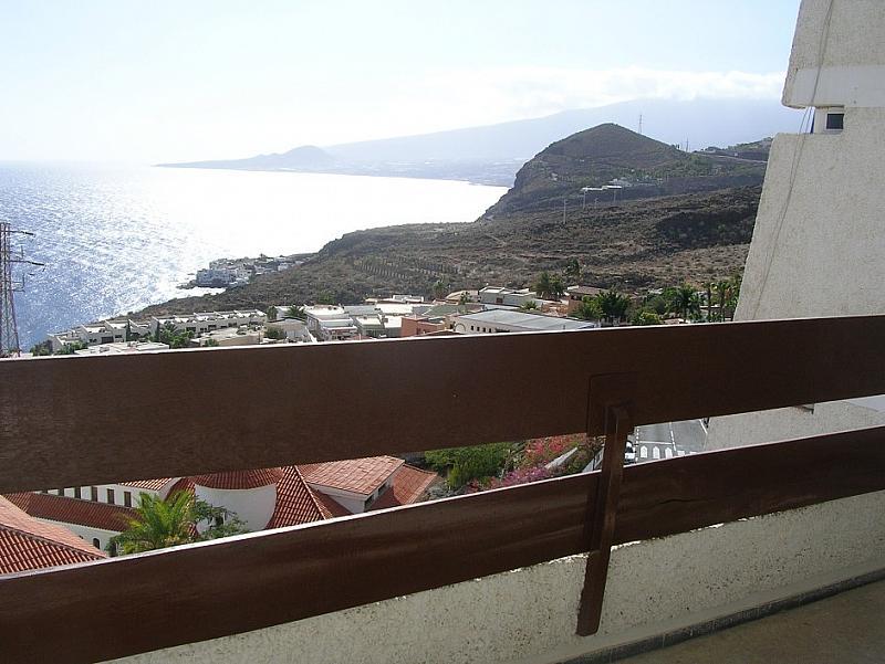 Terraza - Estudio en alquiler en calle España, Tabaiba - 123810739