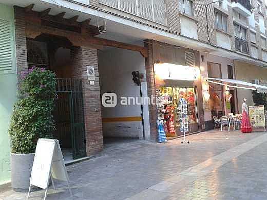 Parking - Garaje en alquiler en calle Fajardo, Centro histórico en Málaga - 324874418