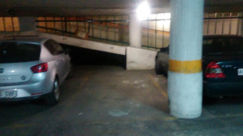 Parking - Garaje en alquiler en calle Fajardo, Centro histórico en Málaga - 324874477