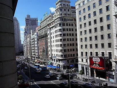 Vistas - Despacho en alquiler en calle Gran Vía, Palacio en Madrid - 183907581