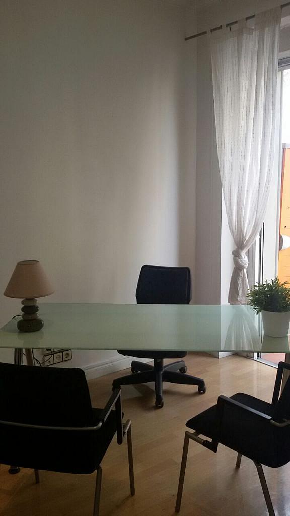 Vistas - Despacho en alquiler en calle Gran Vía, Palacio en Madrid - 185839933