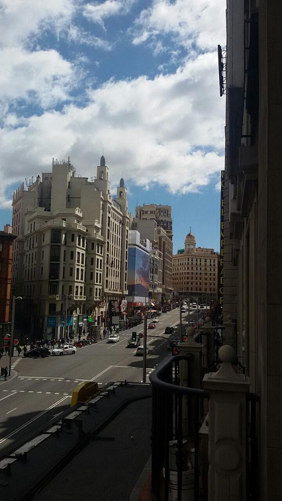 Vistas - Despacho en alquiler en calle Gran Vía, Palacio en Madrid - 185839940