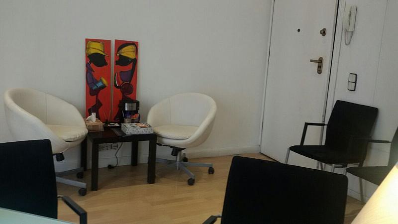 Vistas - Despacho en alquiler en calle Gran Vía, Palacio en Madrid - 185839950