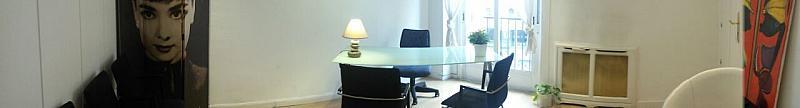 Vistas - Despacho en alquiler en calle Gran Vía, Palacio en Madrid - 185839960