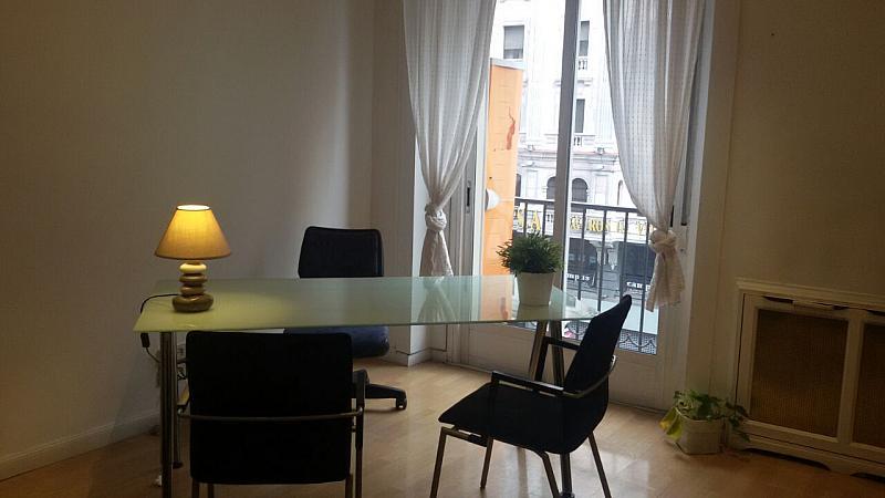 Vistas - Despacho en alquiler en calle Gran Vía, Palacio en Madrid - 185839978