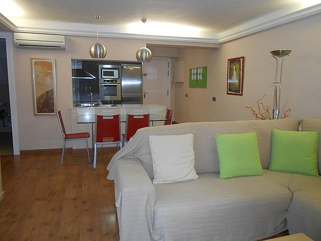 Comedor - Apartamento en alquiler en carretera Del Far, Cap salou en Salou - 313749748
