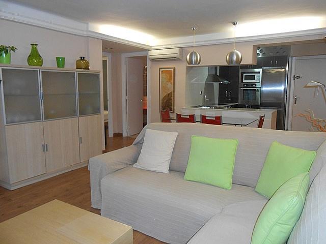 Comedor - Apartamento en alquiler en carretera Del Far, Cap salou en Salou - 313749749