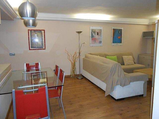 Comedor - Apartamento en alquiler en carretera Del Far, Cap salou en Salou - 313749755