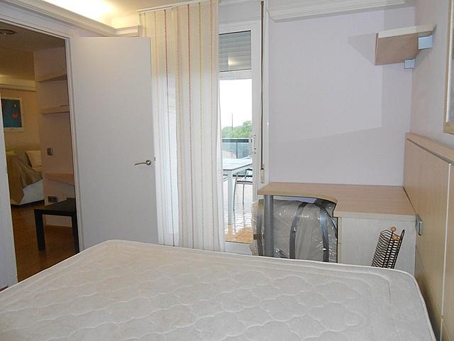 Dormitorio - Apartamento en alquiler en carretera Del Far, Cap salou en Salou - 313749783