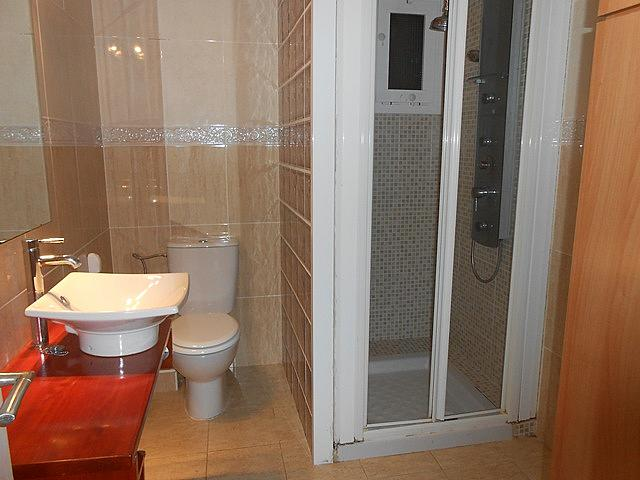 Baño - Apartamento en alquiler en carretera Del Far, Cap salou en Salou - 313749786