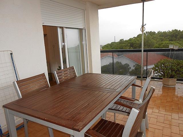 Terraza - Apartamento en alquiler en carretera Del Far, Cap salou en Salou - 313749794