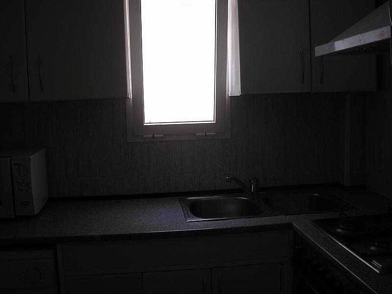 Cocina - Piso en alquiler en calle Sant Gregori, Vinaròs - 125568397