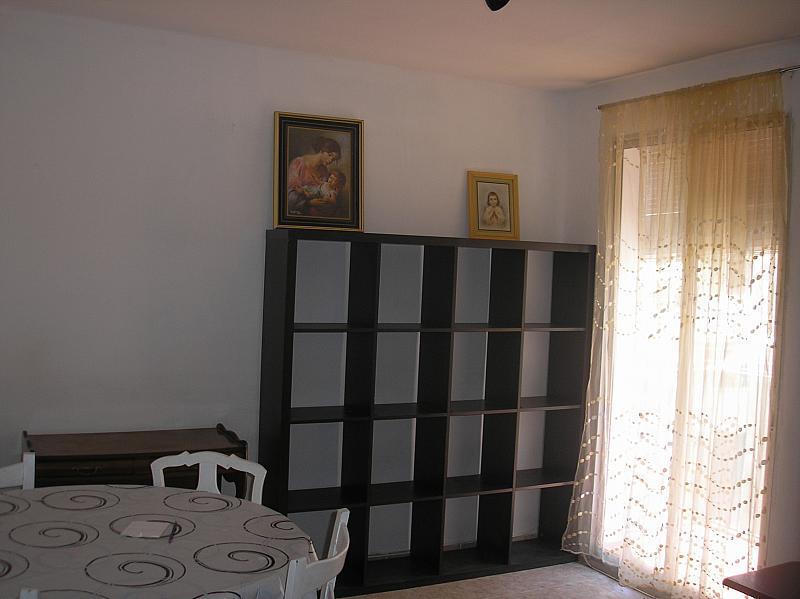 Comedor - Piso en alquiler en calle Sant Gregori, Vinaròs - 125568498
