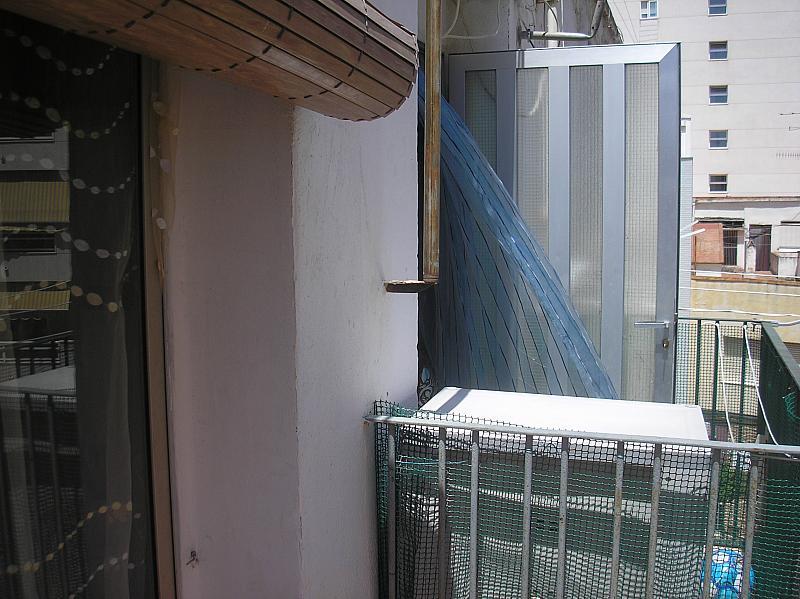 Balcón - Piso en alquiler en calle Sant Gregori, Vinaròs - 125568532