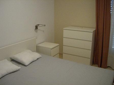 Dormitorio - Piso en alquiler en calle Ciencias Edificio Entreparque, Av. Ciencias-Emilio Lemos en Sevilla - 126425483