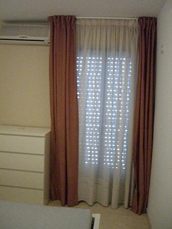 Dormitorio - Piso en alquiler en calle Ciencias Edificio Entreparque, Av. Ciencias-Emilio Lemos en Sevilla - 126425492