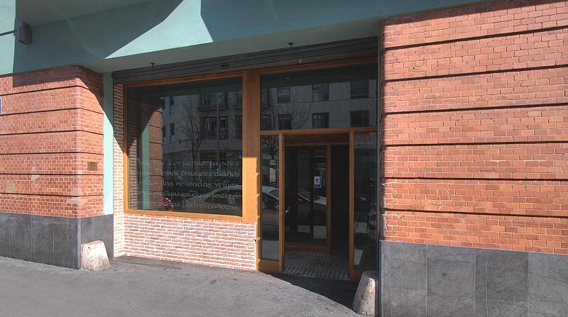 Fachada - Local comercial en alquiler en calle Estación, Centro en Valladolid - 129204266