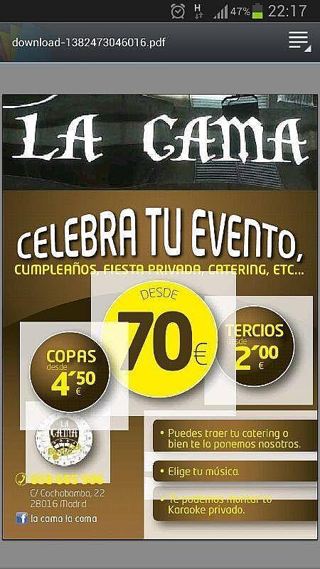 Detalles - Local en alquiler en calle Corazon de Maria, Avenida de América en Madrid - 127010397
