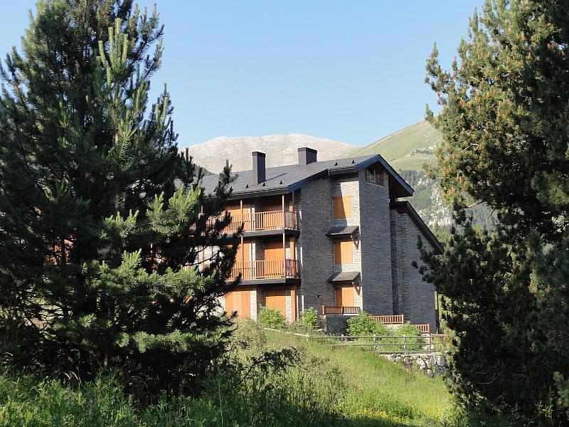 Vistas - Apartamento en venta en calle Fontcanaleta, Alp - 144864277