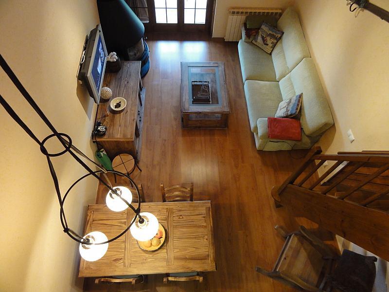 Salón - Apartamento en venta en calle Fontcanaleta, Alp - 144866073